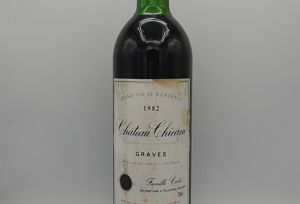 1982 Château Chicane Bordeaux