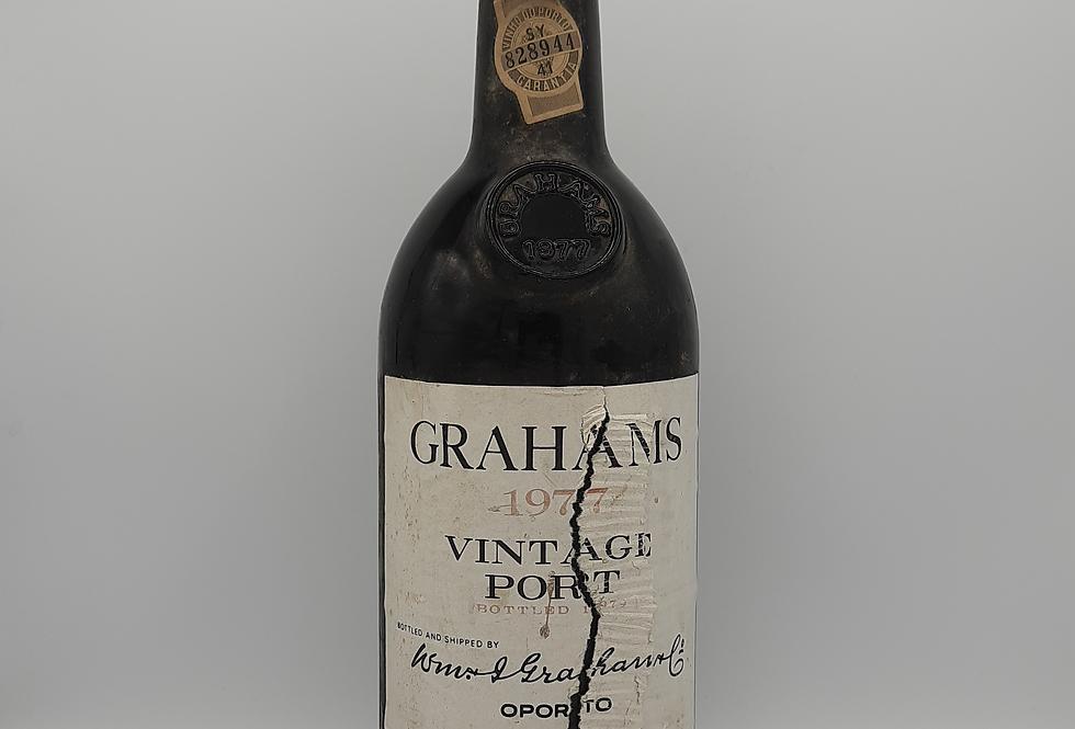 Grahams 1977 Vintage Port