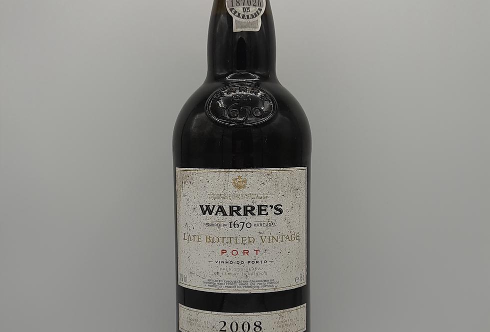 Warre's 2008 LBV