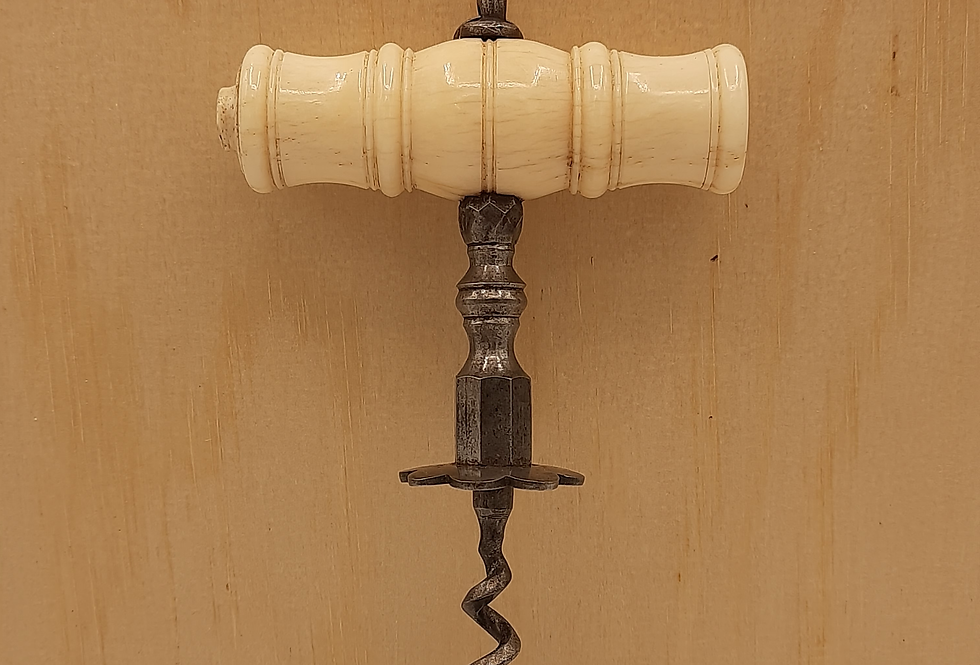 Superb Bone Handle Corkscrew