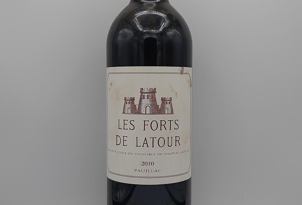 2010 Les Fort De Latour