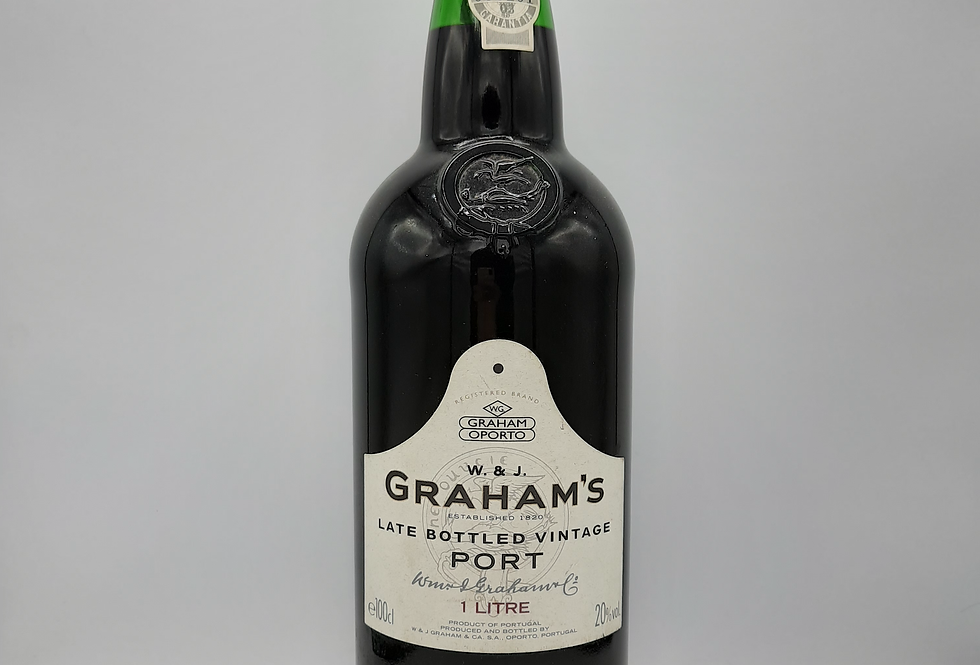 Graham's Late Bottled Vintage Port 1996 1 Litre