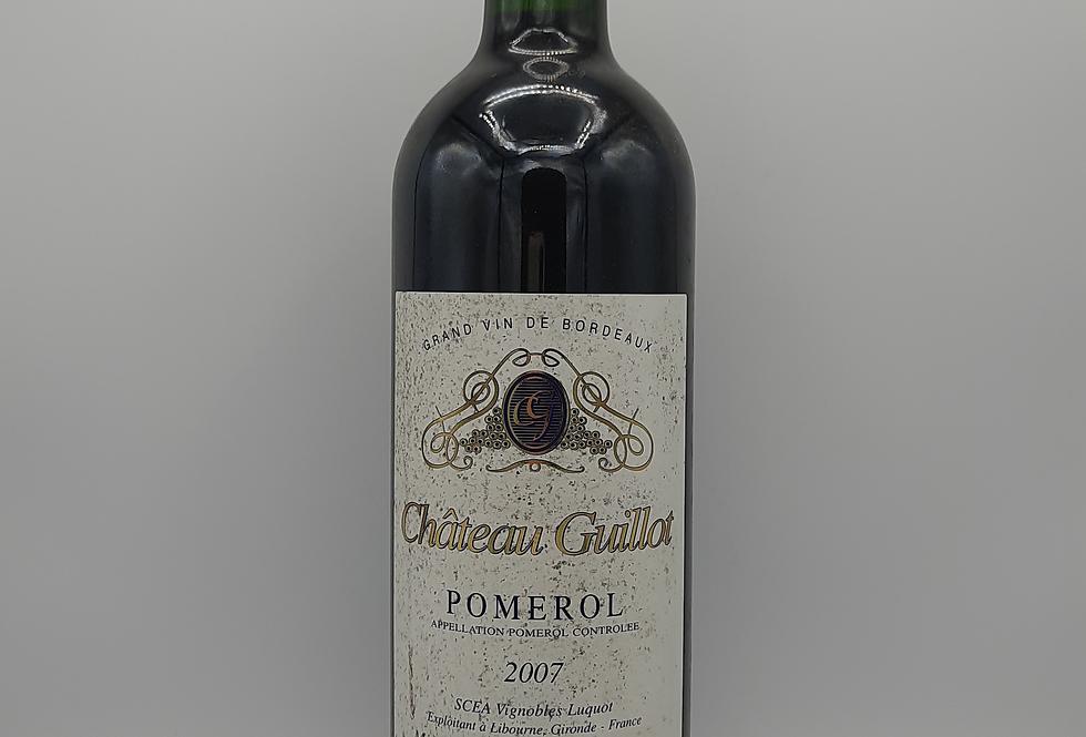 2007 Château Guillot Pomerol