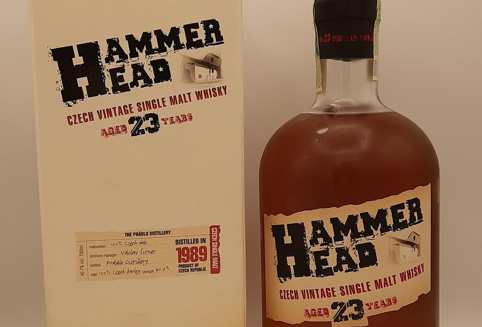 Hammer Head 23yo Czech Single Malt 1989