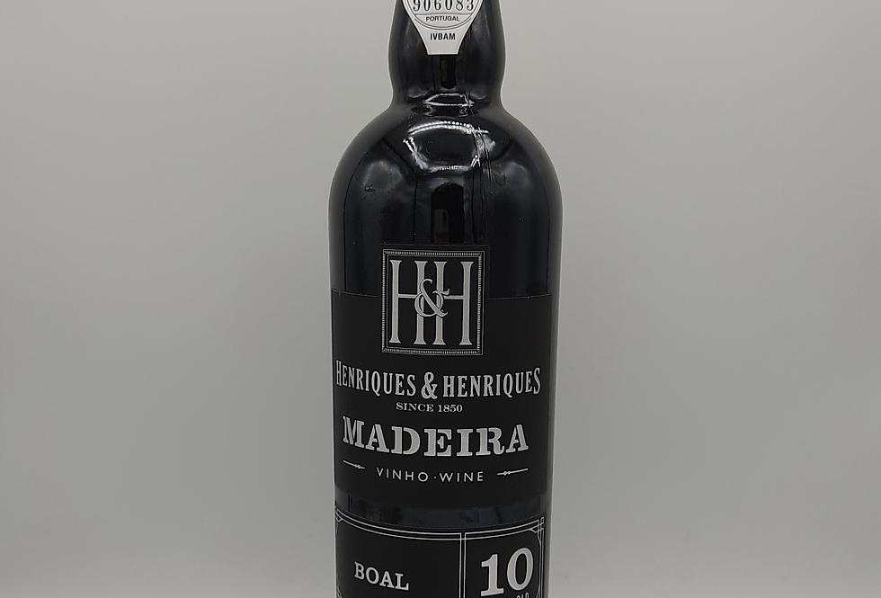 H&H Boal Maderia 10yo