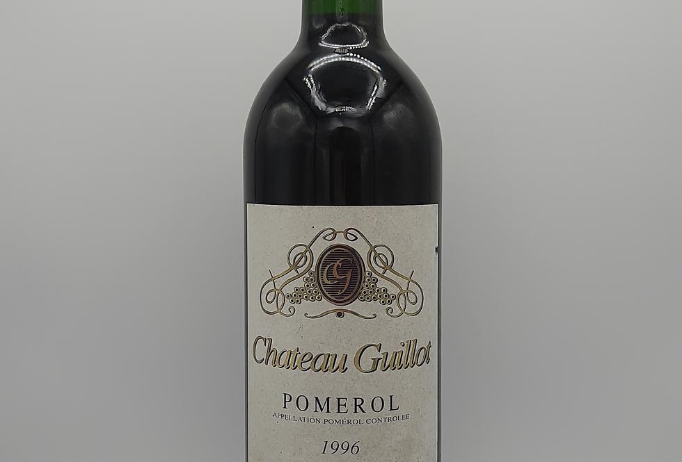 1996 Château Guillot Pomerol