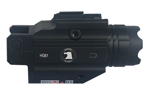 Green Laser/Flashlight Combo