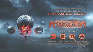 ANDROMIDA - PARADISE LOST TEASER.mp4