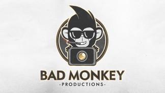 Bad Monkey Animated Logo.mp4