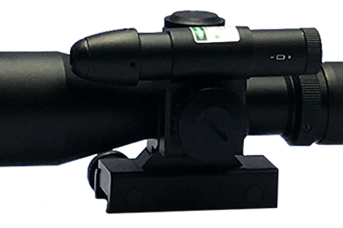 Standard 2.5-10x40 W/ Green Laser