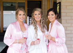 Renee and her stunning bridal party