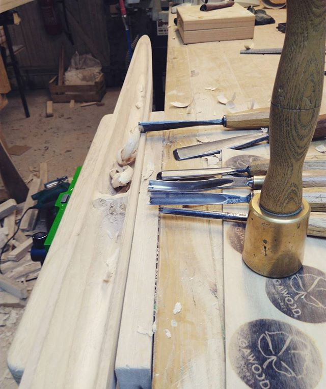 New boards are coming !!_#woodsurfboards #hollowsurfboard #gawoodsurfboard #handshapedsurfboards #un