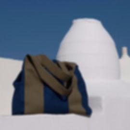 Minimal beach bag, Tote canvas bags