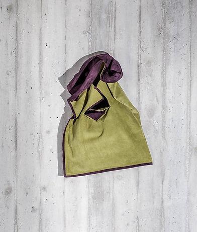 Elena Vandelli designes luxury leather bags