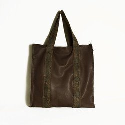 Elena Vandelli Leather Bag