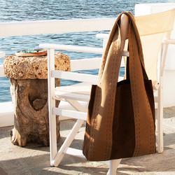 Luxury leather design