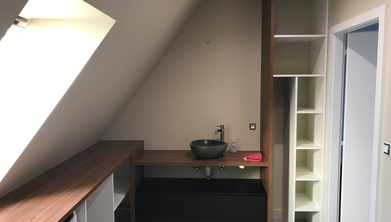 Mobilier de salle-de-bains