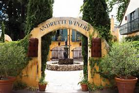 Andretti Winery by Cardinal Transportation