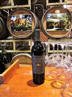 Andretti Winery Cardinal Transportation Wine Tours