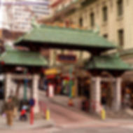 SF China Town Best Scenic Routes by Cardinal Transportation 415-496-5257