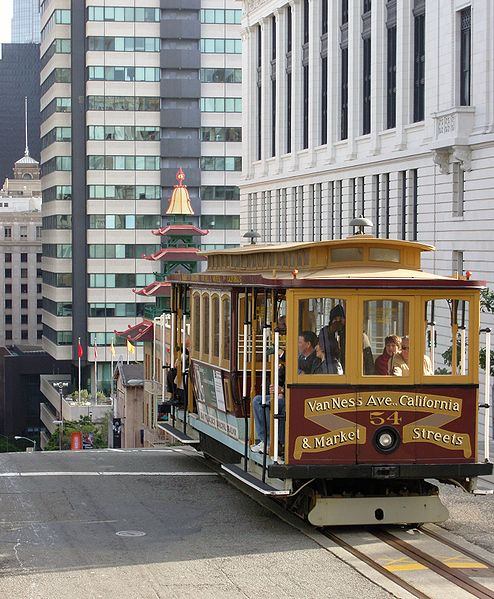 494px-San_Francisco_Cable_Car_at_Chinatown