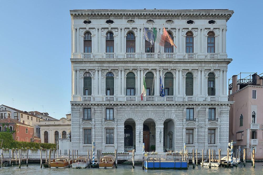 Palazzo Corner della Ca' Grande, along Venice's Grand Canal