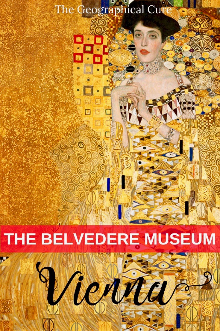 A Guide to the Belvedere Museum in Vienna, an unmissable UNESCO palace with world famous art
