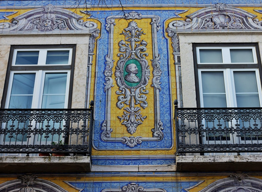 My Secret Tile Obsession: The Best Places To See Azulejos in Lisbon Portugal