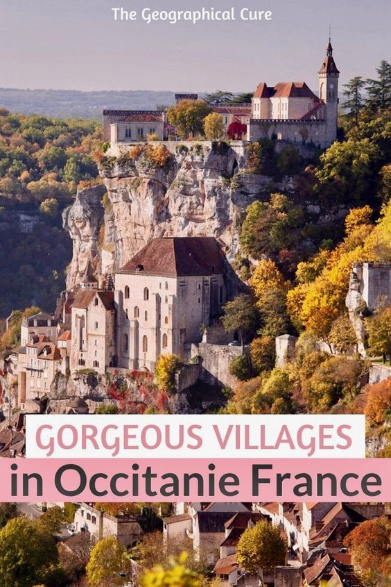 guide to hidden gem towns in the south of France
