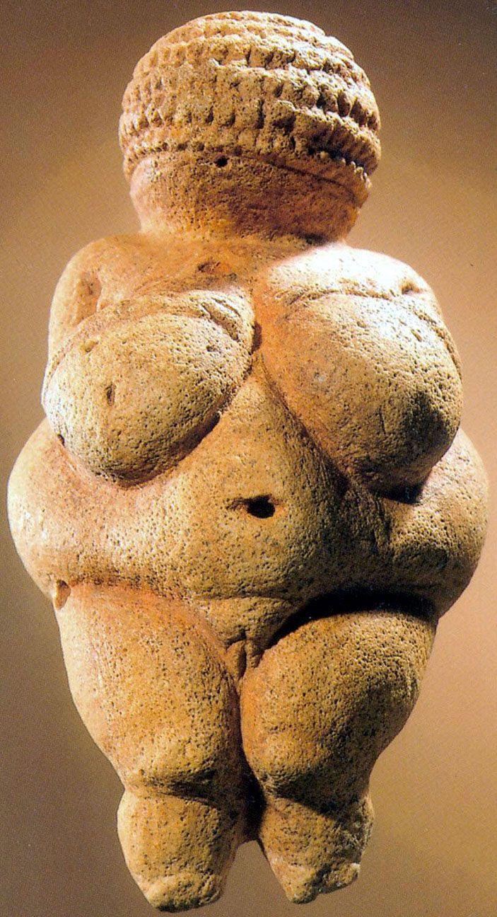 """the Willendorf """"Venus"""""""