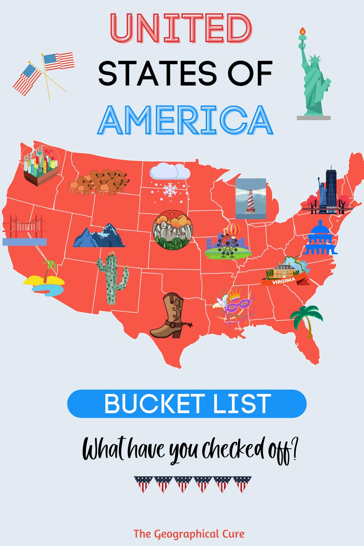 Ultimate US Bucket List: 45 Amazing Destinations