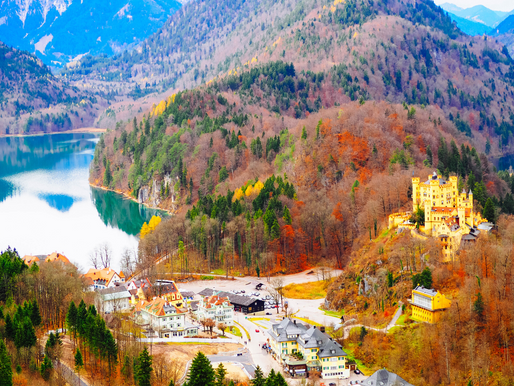 Guide To the Adorable Hohenschwangau Castle, a Hidden Gem in Bavaria Germany