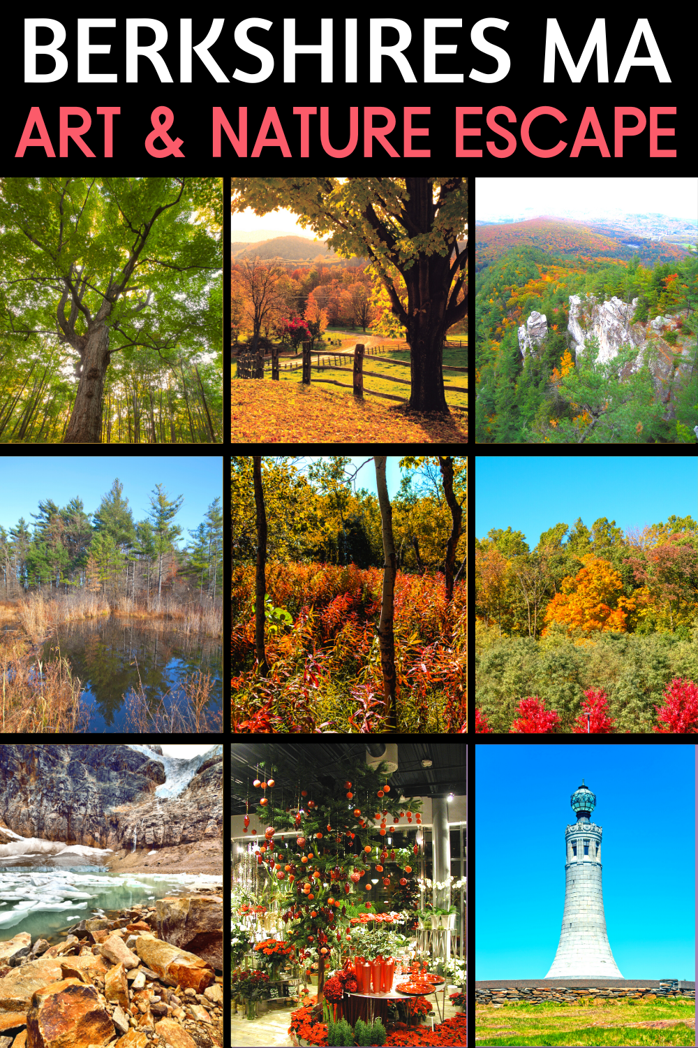 Must See Sites in the Berkshires MA: the Perfect Blend of Nature and Culture