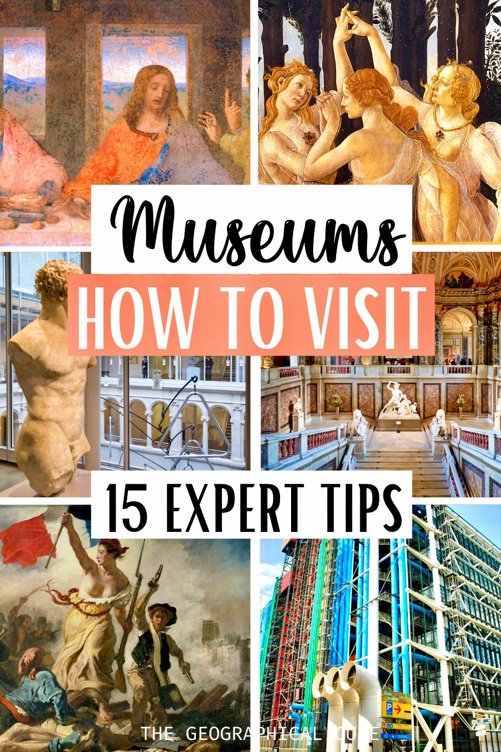 expert tips fro visiting a museum and having an enjoyable experience