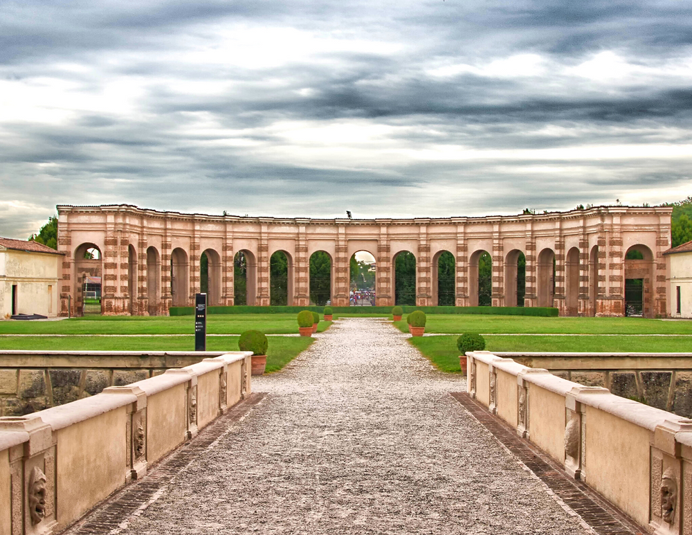 Palazzo Te, a must see site in Mantua