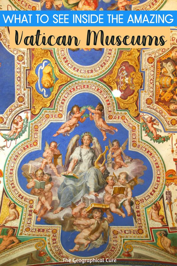 ultimate guide to must see masterpieces at the Vatican