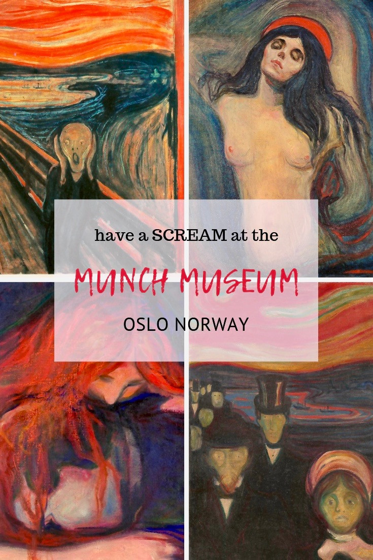 Have a Scream at the Munch Museum in Oslo