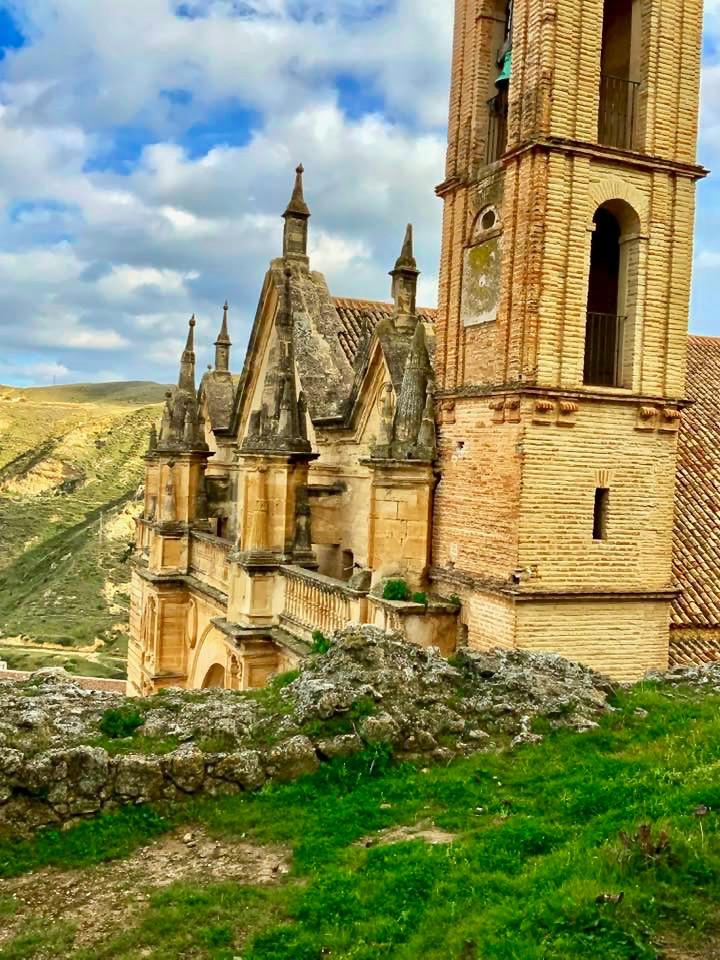 Antequera's 16th century Renaissance church, the Real Colegiata de Santa Maria