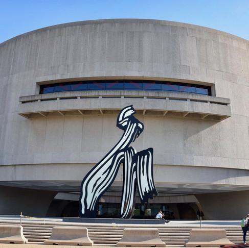 Fresh Air, Free Art: Visiting the Hirshhorn Sculpture Garden in Washington D.C.