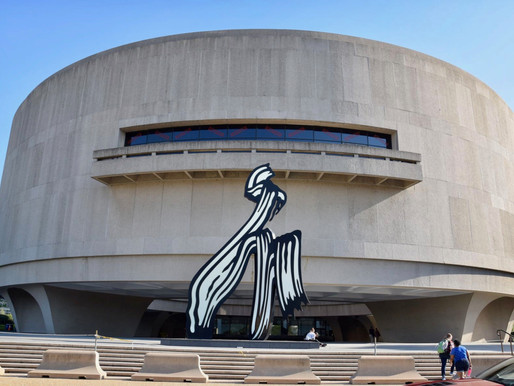 Fresh Air, Free Art: Visiting the Hirshhorn Sculpture Garden in Washington D.C.
