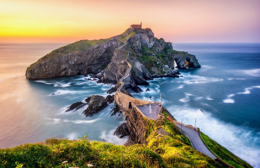 San Juan de Gaztelugatxe, a natural wonder in Basque Country