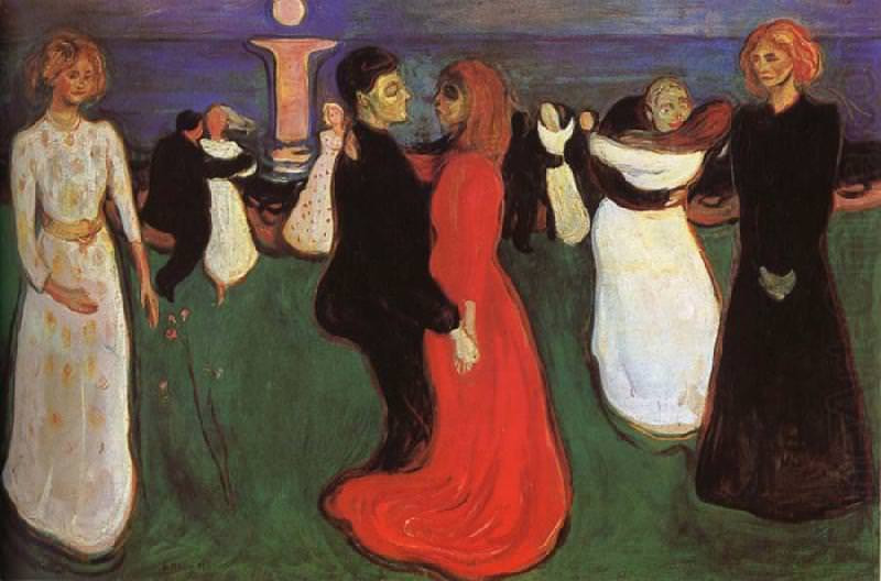 Edvard Munch, The Dance of Life, 1899-1900