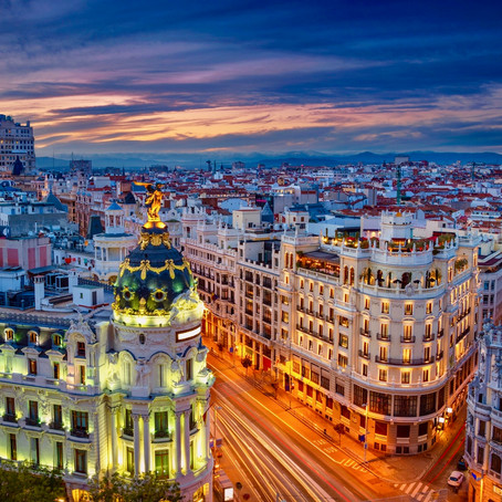 10 Day Spain Itinerary, a Classic Route From Madrid To Seville