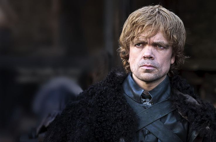 Peter Dinklage  plays Tyrion Lannister, the son of Tywin Lannister, brother of Jaime and Cersei Lannister, miscreant and hero