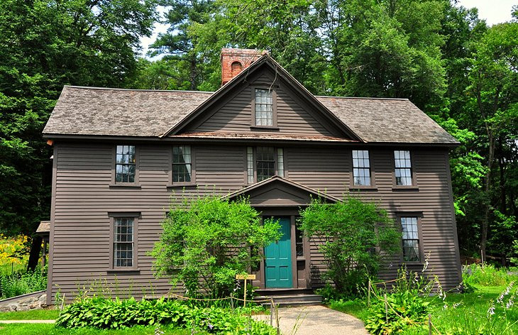 Louisa May Alcott Orchard House