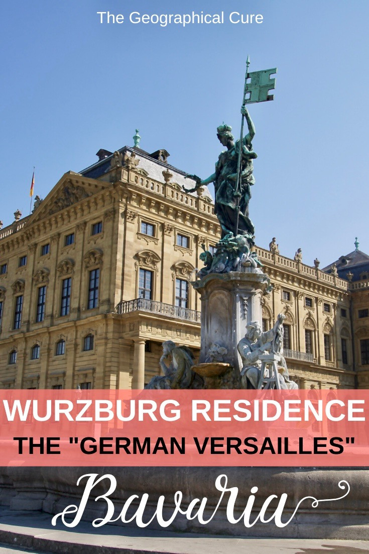 The Wurzburg Residence, a UNESCO-listed palace and unmissable site in Bavaria