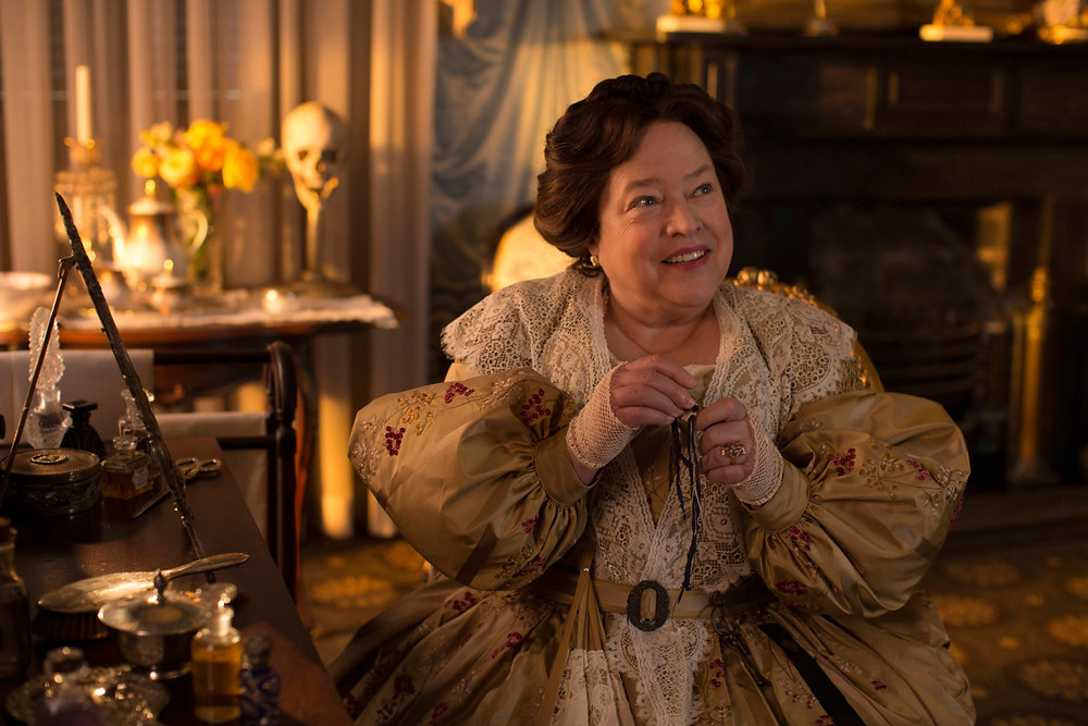 Madame Lalaurie, played by Kathy Bates in Coven