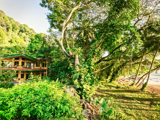 "Riding ""Nature's Waterslide"" in Uvita Costa Rica"