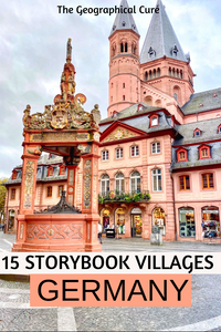15 storybook villages in Germany