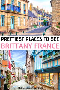20 Amazing Secret Villages in Brittany France